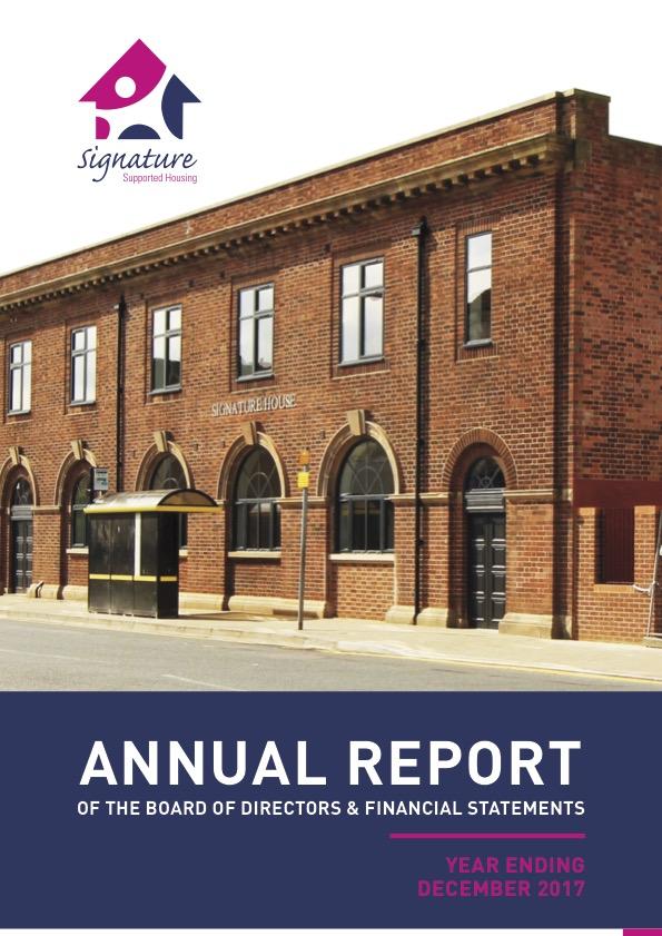 ssh annual report 2017