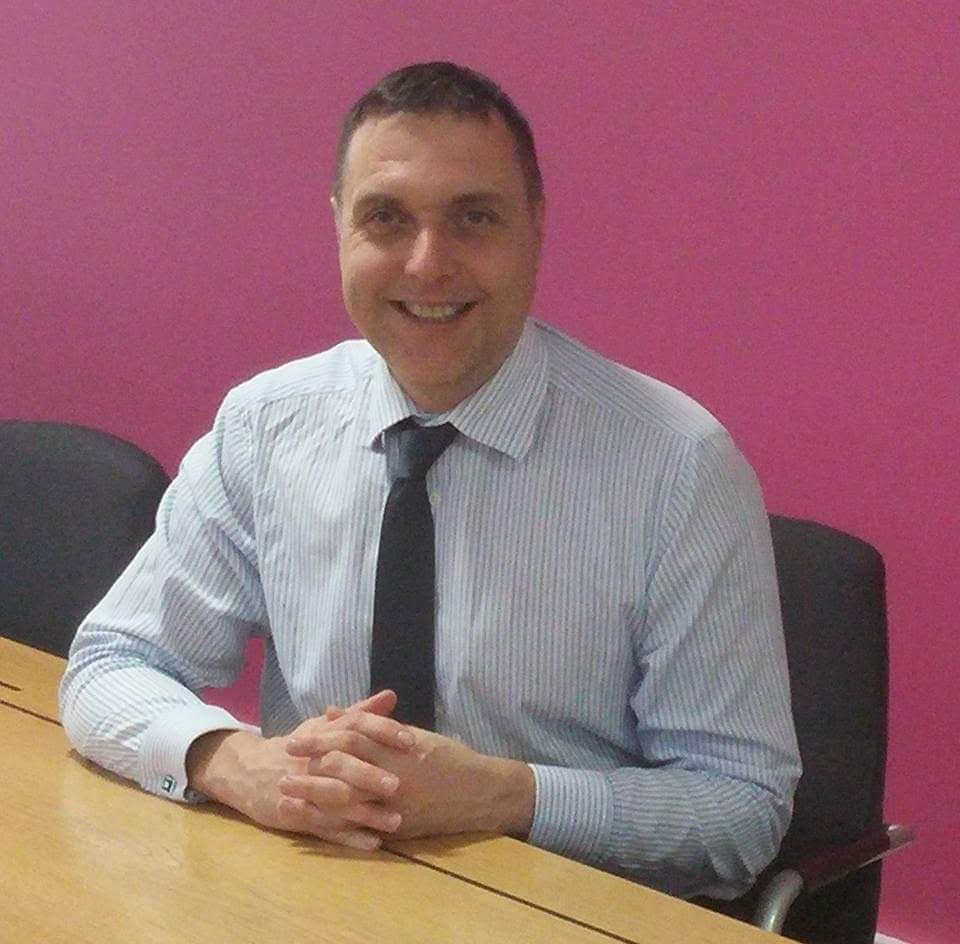 paul anson chair ssh new team member
