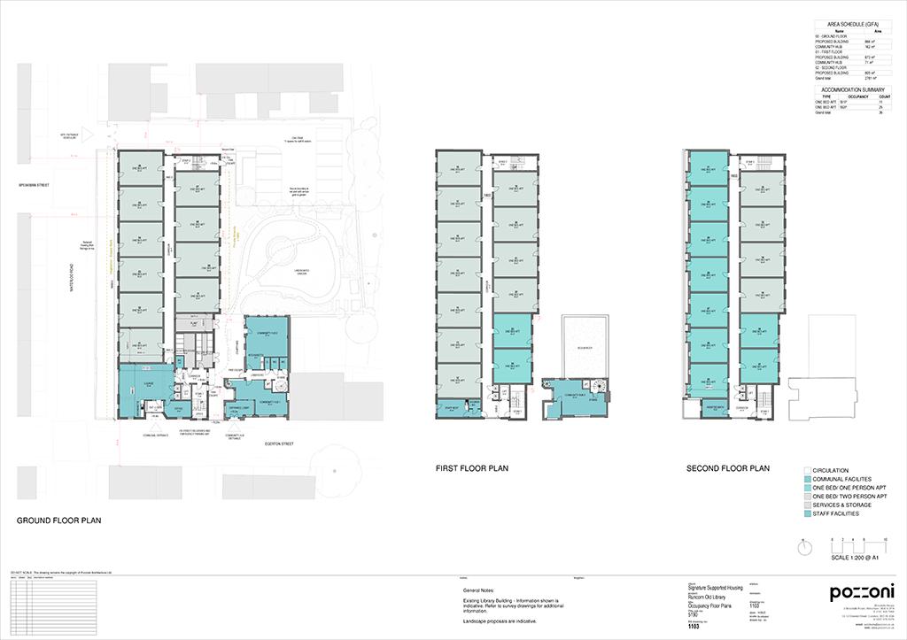 carnegie court runcorn occupancy floor plans
